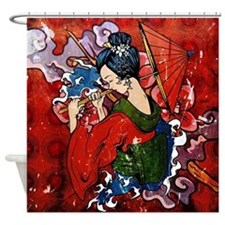 fullbleed39 Shower Curtain