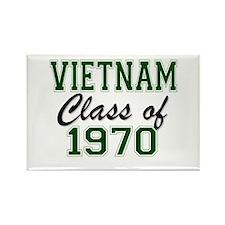 Vietnam Class of 1970 Magnets