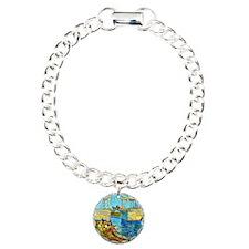 Van Gogh - The Langlois  Charm Bracelet, One Charm