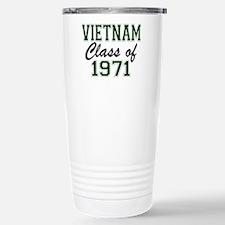 Vietnam Class of 1971 Travel Mug
