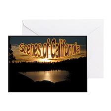 Sacramento Ziggurat Greeting Card