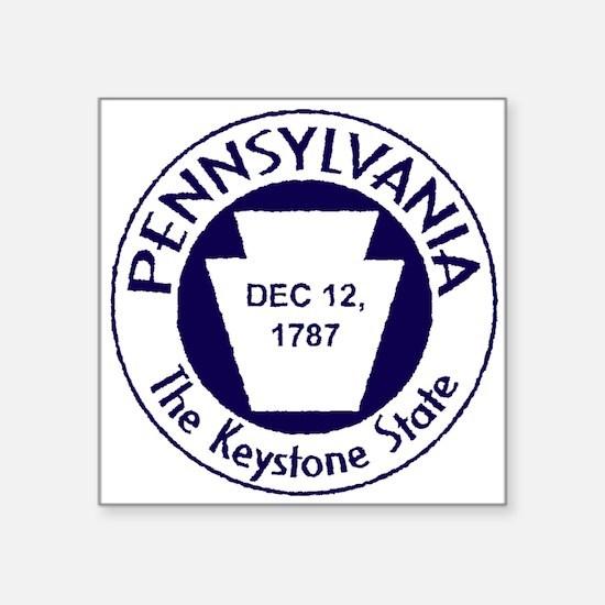 pa-2-stamp Sticker