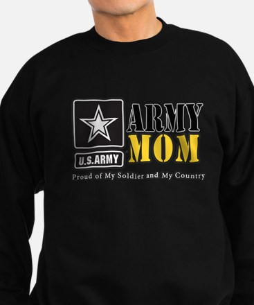 Army Mom Proud Sweatshirt