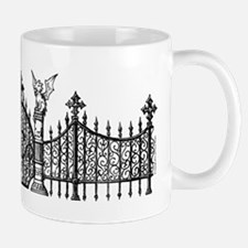 Magician's Temple Gates Mug Mugs