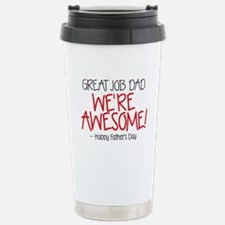 Cute Pregnancy humor Travel Mug