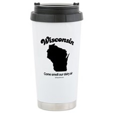 Unique Illinois state motto Travel Mug