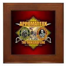 Appomattox (battle)1.png Framed Tile