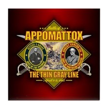 Appomattox (battle)1.png Tile Coaster