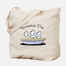 Westie Sweetie Pie Tote Bag
