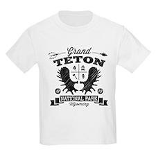 Grand Teton Camper T-Shirt