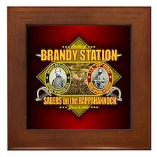 Brandy Station (battle)1.png Framed Tile