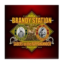 Brandy Station (battle)1.png Tile Coaster