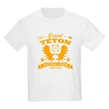 Grand Teton Camper T-Shirt