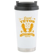 Grand Teton Camper Travel Mug