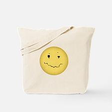 Beer-Faced Tote Bag