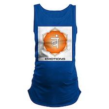 Second Chakra Maternity Tank Top