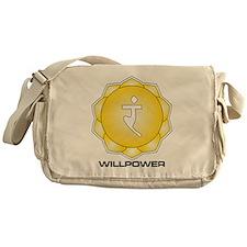 Third Chakra Messenger Bag