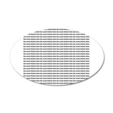 many_oms.psd Wall Decal