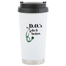 Funny Osteopathy Travel Mug