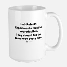 Lab Rule 1a Mug Mugs