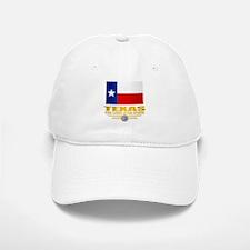 Texas (flag 15) Baseball Baseball Baseball Cap