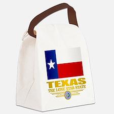 Texas (flag 15) Canvas Lunch Bag