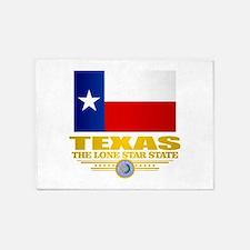 Texas (flag 15) 5'x7'Area Rug