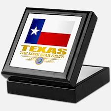 Texas (flag 15) Keepsake Box