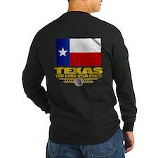 Texas (flag 15) Long Sleeve T-Shirt