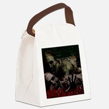 The Walking Dead Canvas Lunch Bag