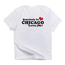 Unique Made in chicago Infant T-Shirt
