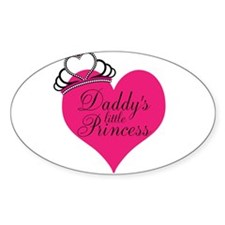 Daddys Little Princess Decal