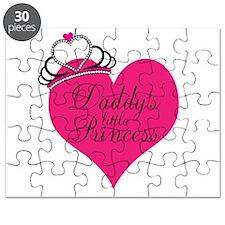 Daddys Little Princess Puzzle