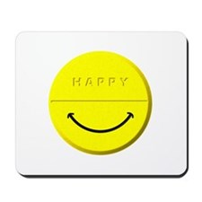 Happy Pill Mousepad