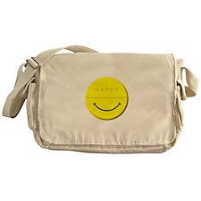Happy Pill Messenger Bag