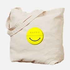 Happy Pill Tote Bag