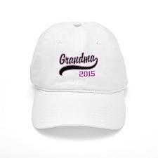 Grandma 2015 Baseball Cap