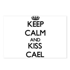 Keep Calm and Kiss Cael Postcards (Package of 8)