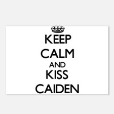 Keep Calm and Kiss Caiden Postcards (Package of 8)