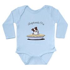Shepherds Pie Long Sleeve Infant Bodysuit