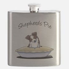 Shepherds Pie Flask