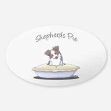 Shepherds Pie Decal