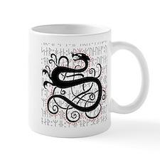 Fanfir, the Nordic Dragon Mugs
