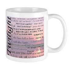 Cute Stephenie meyers twilight saga Mug