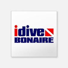 idive (Bonaire) Sticker