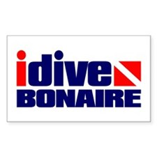 idive (Bonaire) Decal