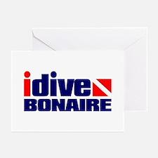 idive (Bonaire) Greeting Cards