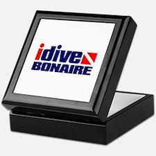 idive (Bonaire) Keepsake Box