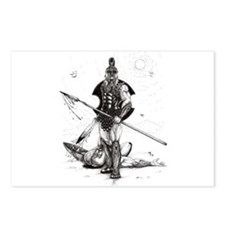 Achilles Postcards (Package of 8)