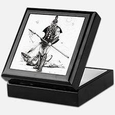 Achilles Keepsake Box